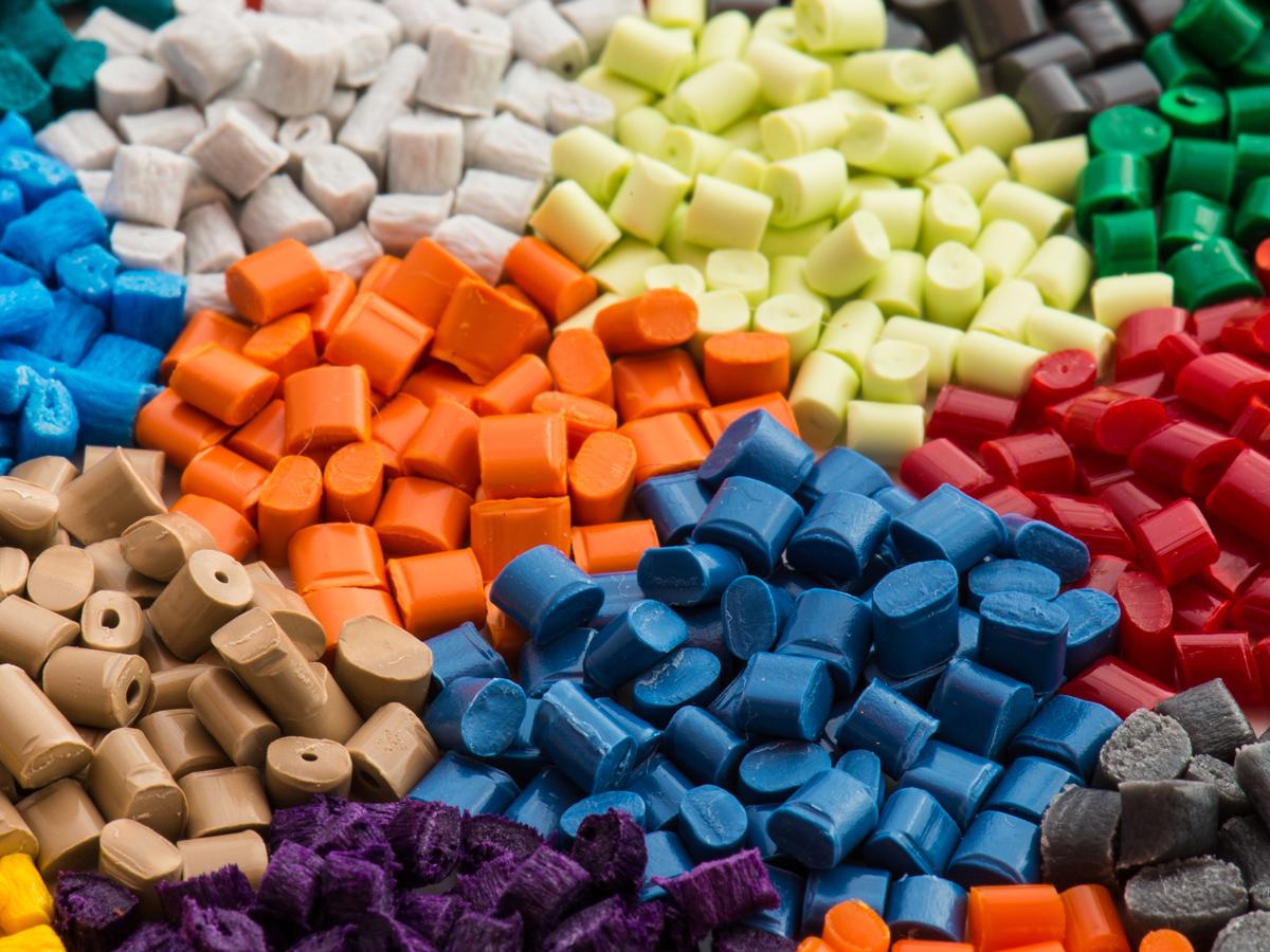 Distributie van polymeren